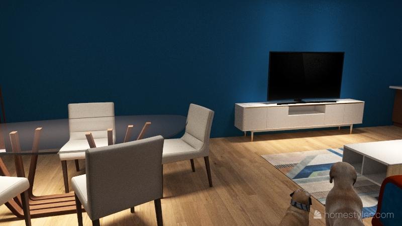 sagarsawnani-task5 Interior Design Render