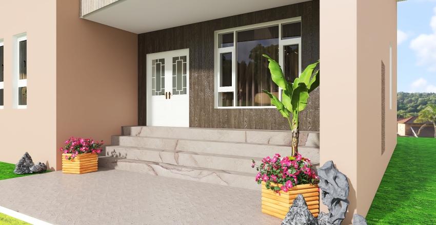 MIS-MATCH Interior Design Render