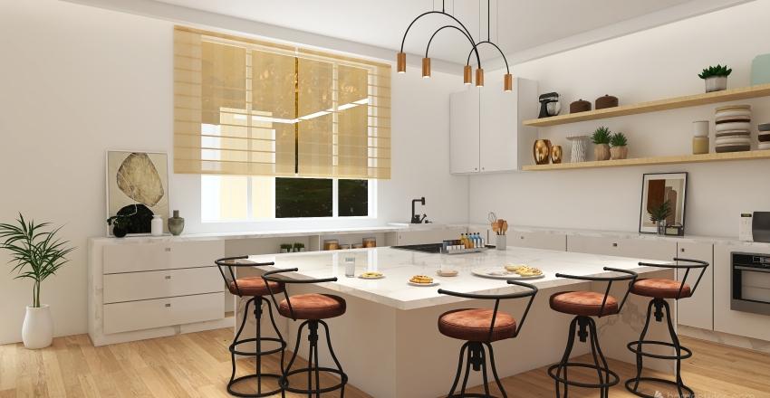 Big Ass House Interior Design Render