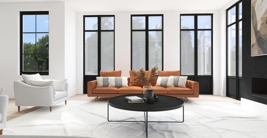 SUNSET PARADISE Interior Design Render