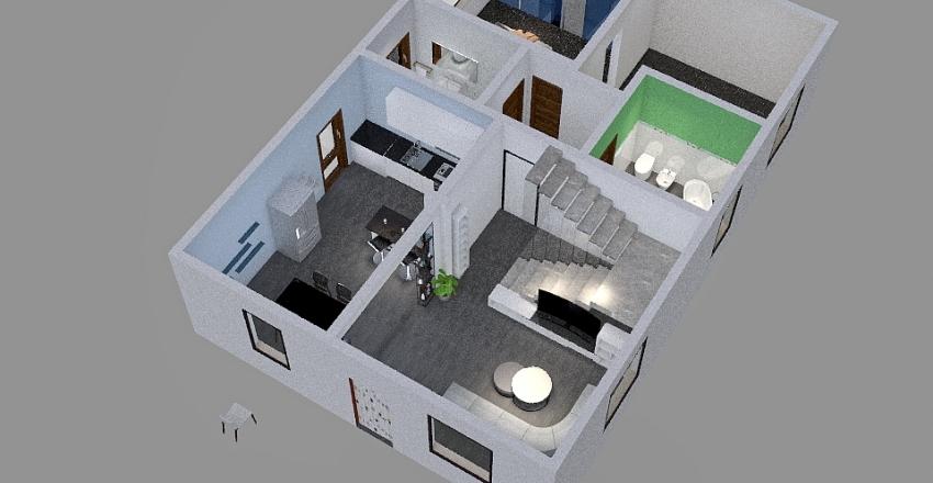 Progetto_Casa_copy Interior Design Render