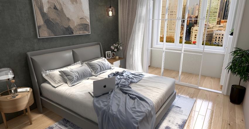 мурино Interior Design Render