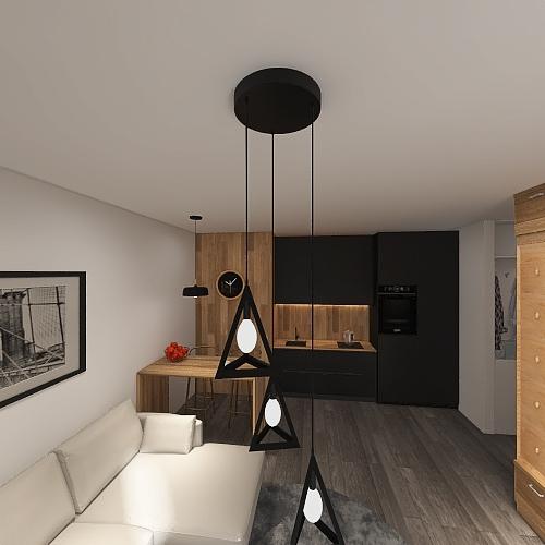 Centaurus Interior Design Render