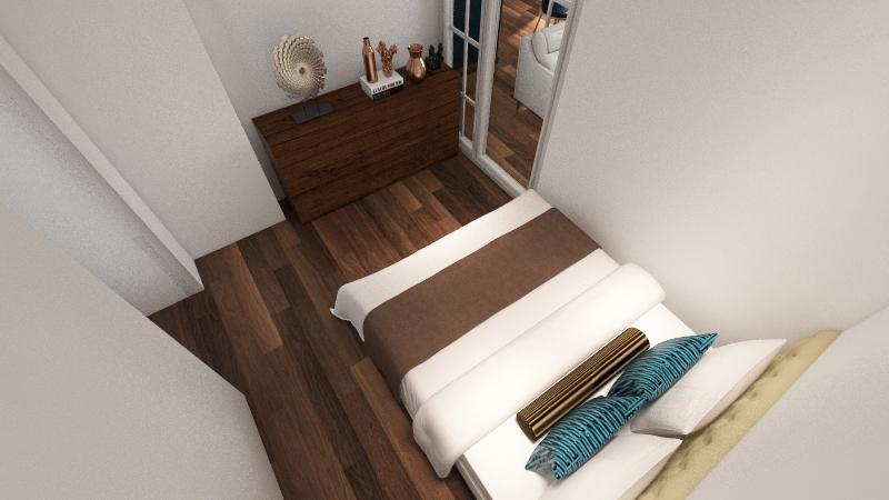 Циалковского план 2 Interior Design Render