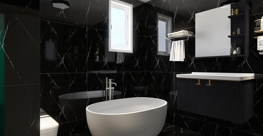 New Home Interior Design Render