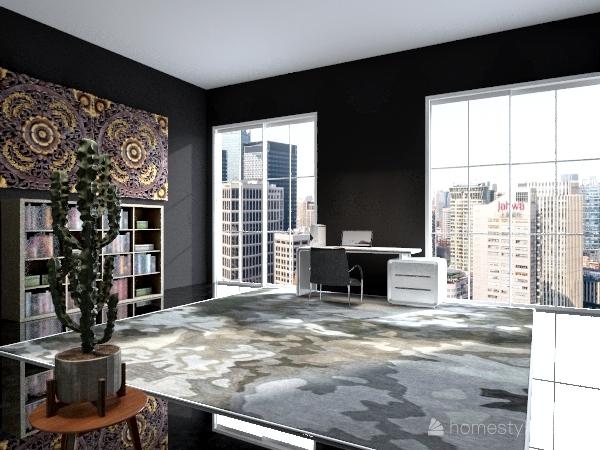 Modern masterpiece  Interior Design Render