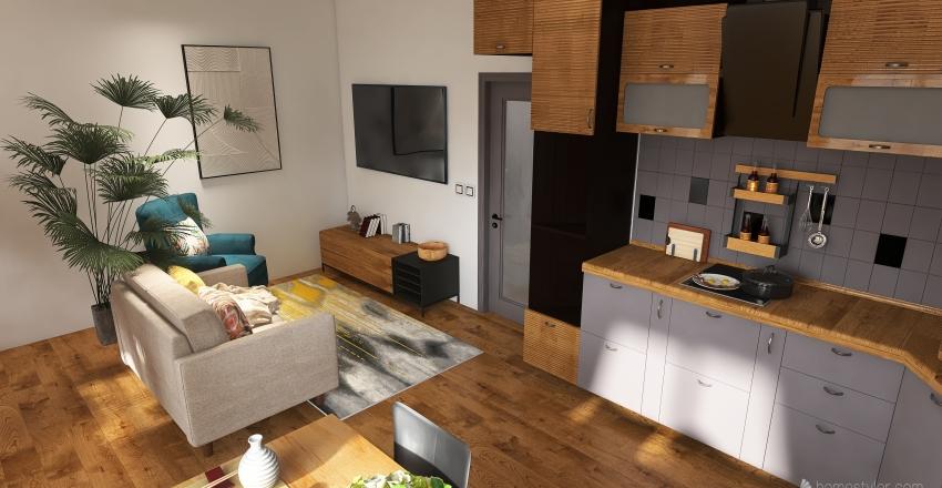 Byt D2 Interior Design Render