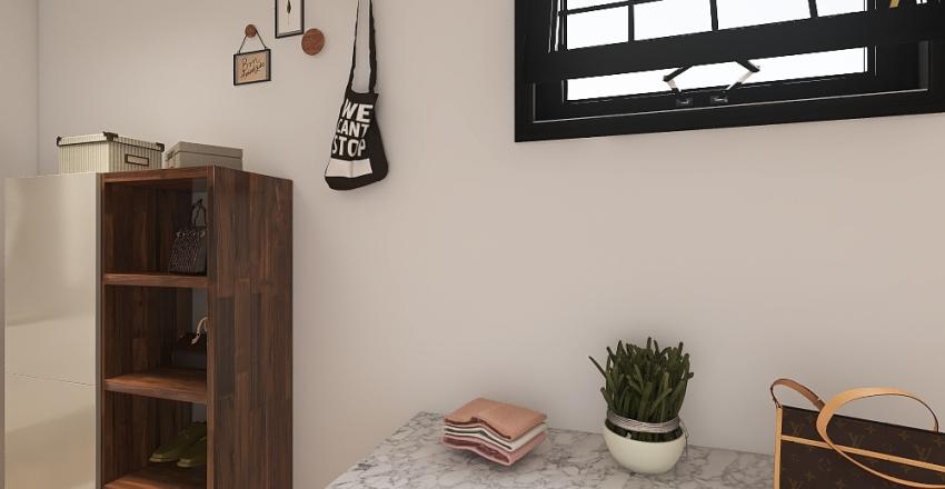 yuka's house Interior Design Render