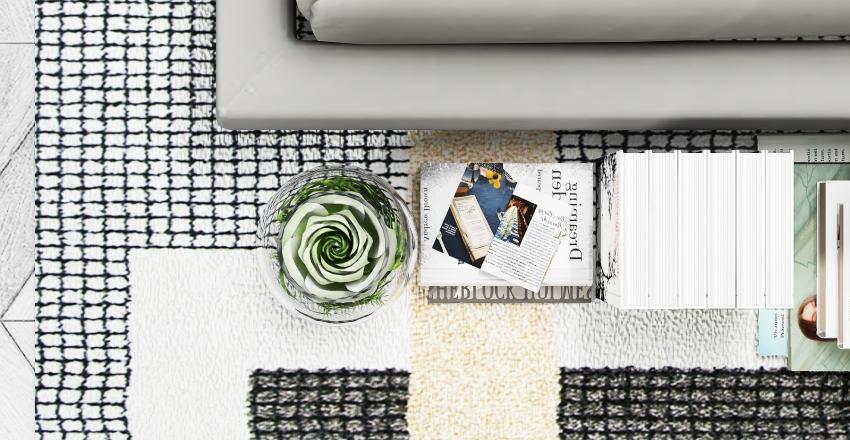 Micro flat in NYC Interior Design Render