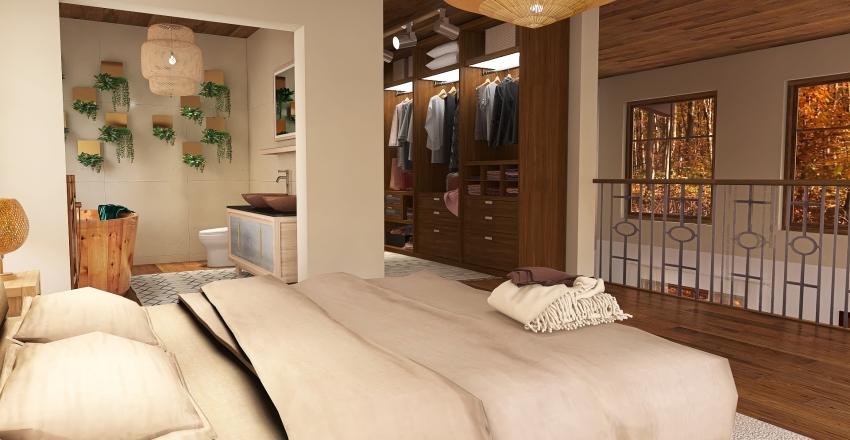 Chale Interior Design Render