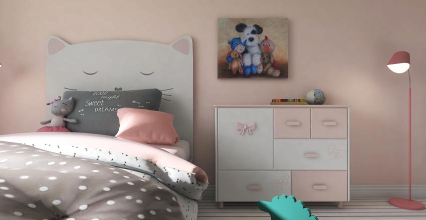 Room for Art Interior Design Render