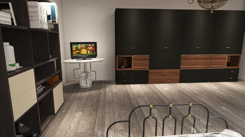 patrizia Interior Design Render