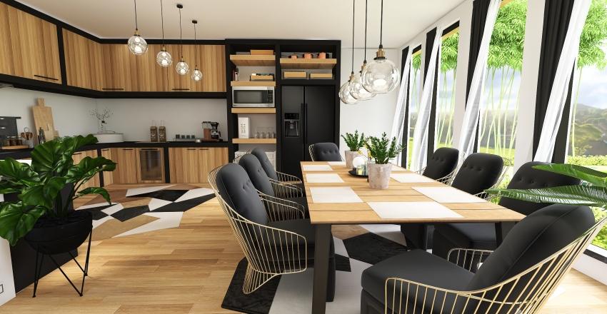 Activity Project Interior Design Render