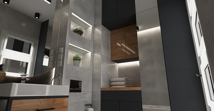 Mieszkanie v19 Interior Design Render