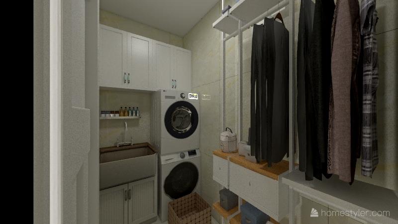 Bagno Dom Interior Design Render