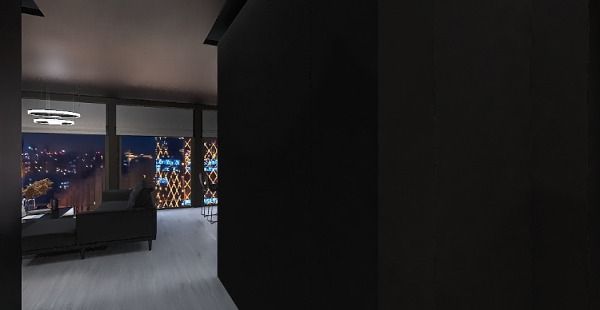 Modern II Interior Design Render