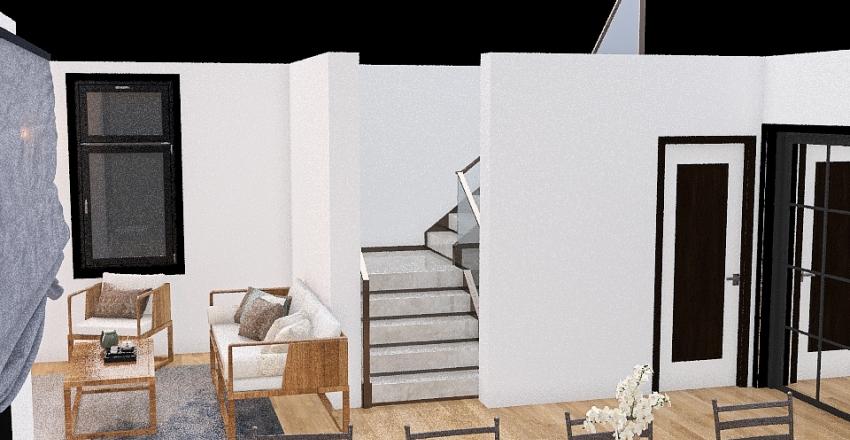 PRIMERA PLANTA PROYECTO INTEGRADOR Interior Design Render
