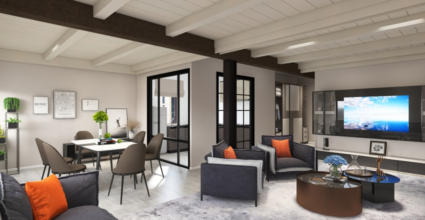 Copy of chioggia 2 exp Interior Design Render