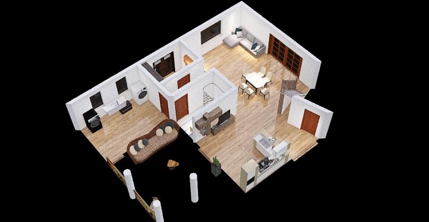 проект21 Interior Design Render