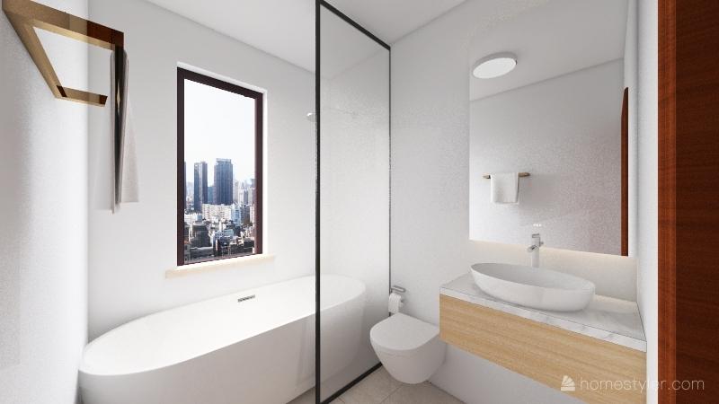 One Space Design Interior Design Render