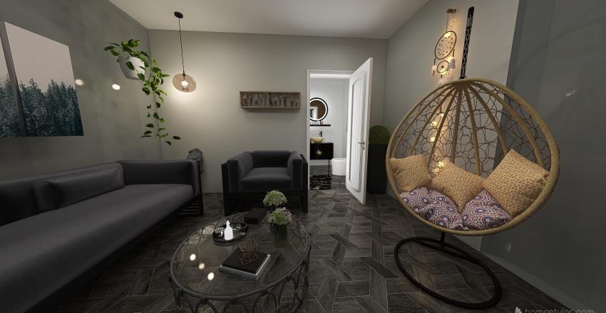 april house Interior Design Render