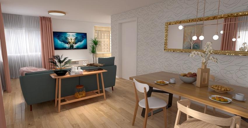 Familia Nae Interior Design Render