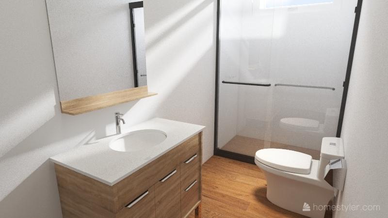 miles Interior Design Render
