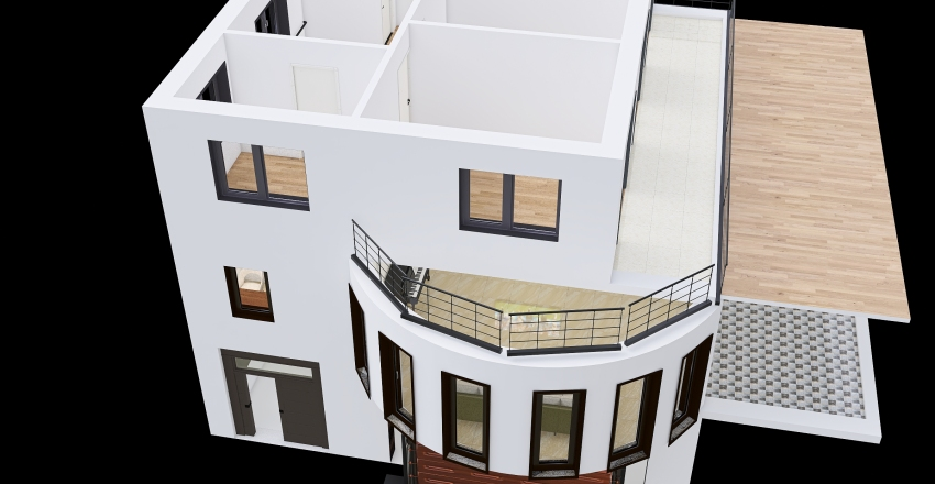 Strma 3 Interior Design Render