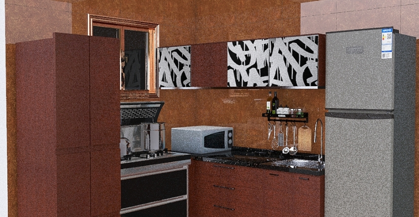 3boor Interior Design Render