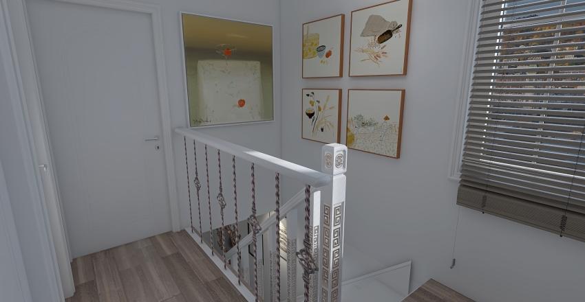 Duplex UK Interior Design Render