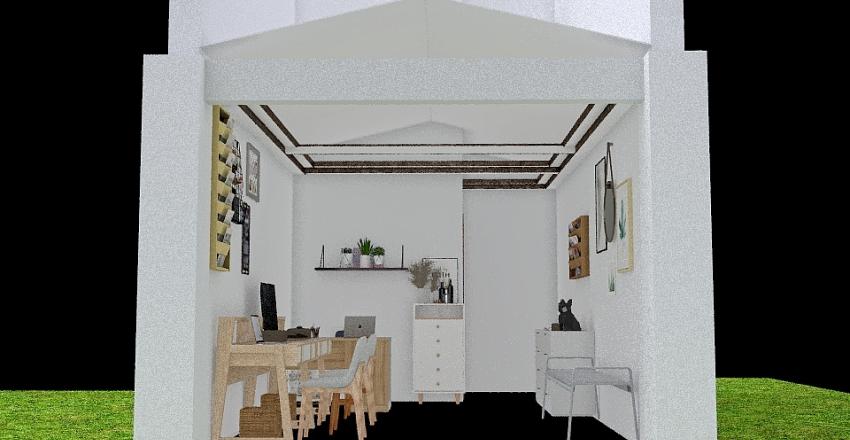 Copy of office Interior Design Render