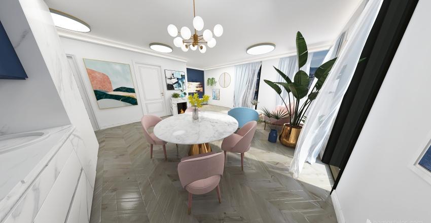 zawadzki design Interior Design Render