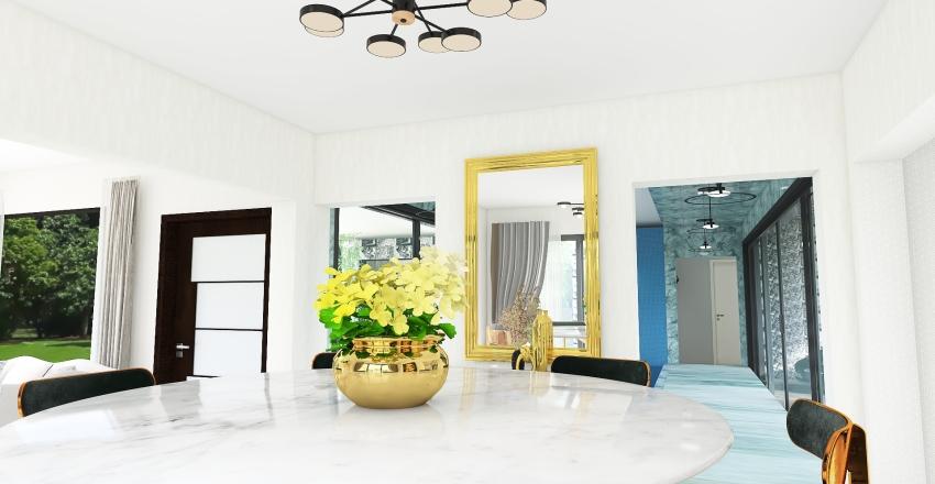 The H house Interior Design Render