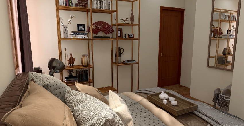 Bruno Interior Design Render