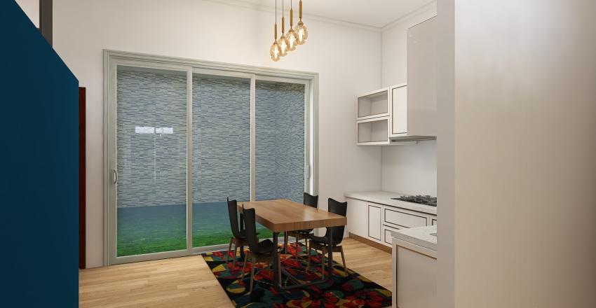 F SWIMMING POOL NEW CARPORT VOID HOME SWEET HOME 3 KTB Interior Design Render
