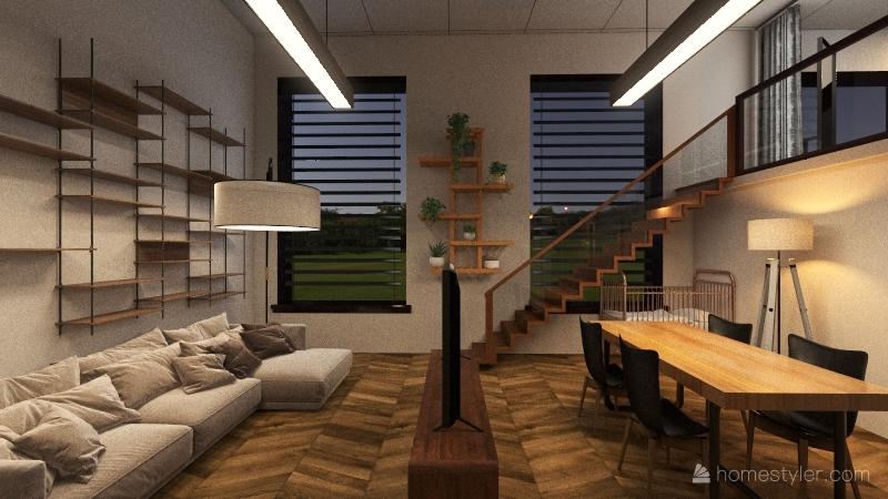 Homecity 4 Interior Design Render