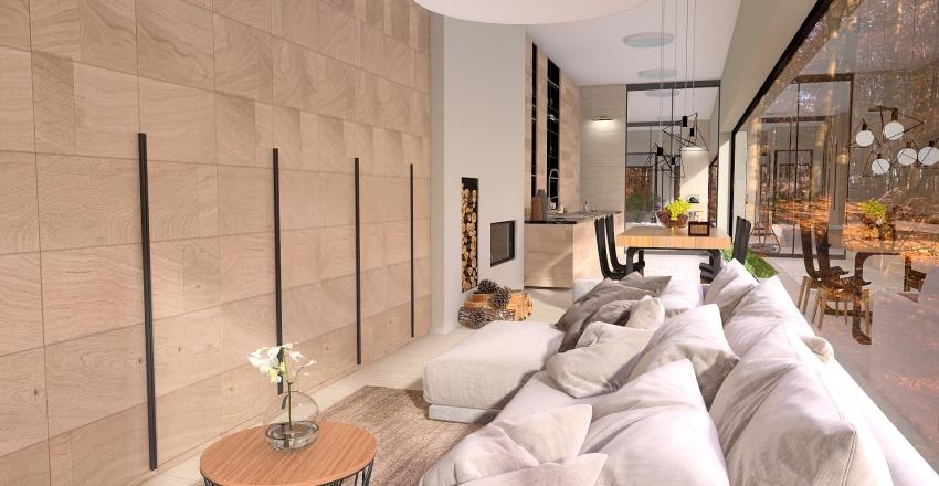 LineHouse Interior Design Render