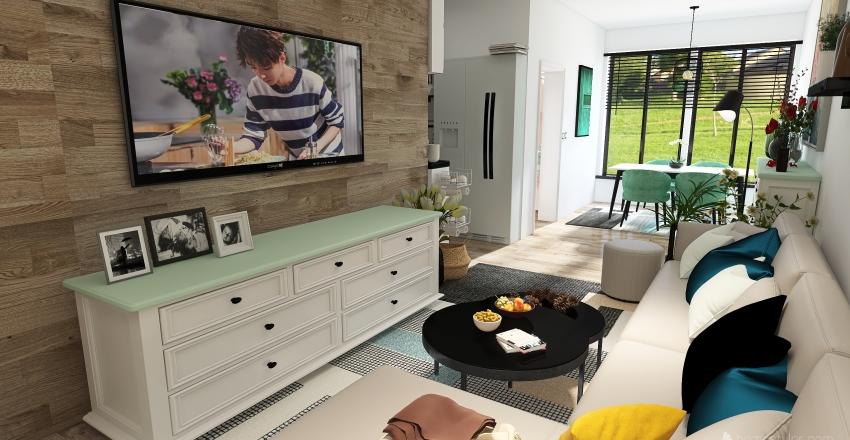 Byt A7 Interior Design Render