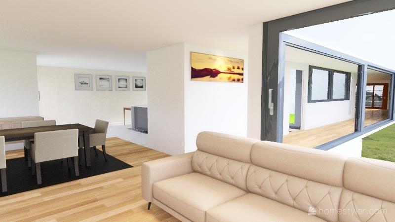 Casa_v0703 Interior Design Render