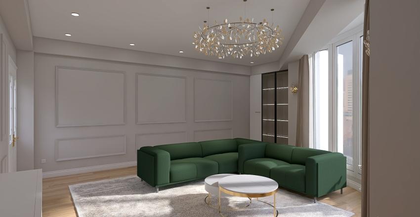 ЖК Асыл Парк, Казахстан, г.Актау Interior Design Render