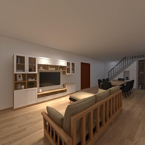 carol prima Interior Design Render