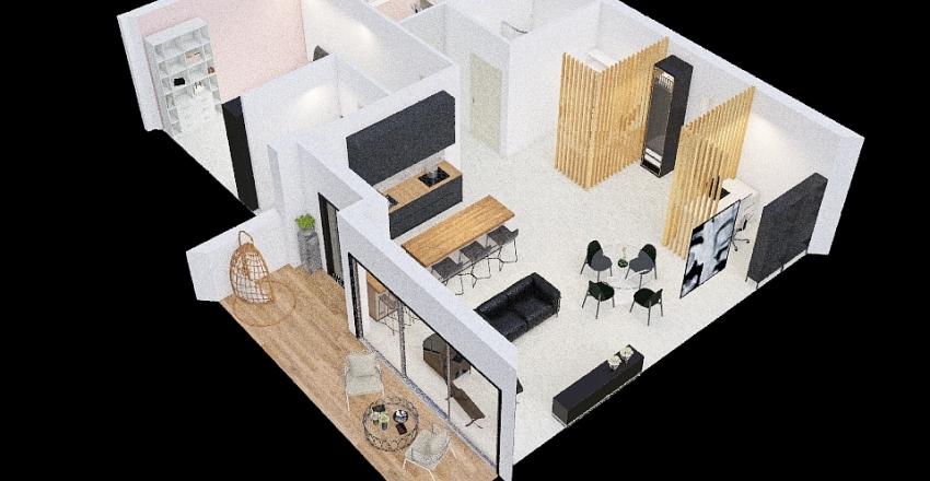 scscs Interior Design Render