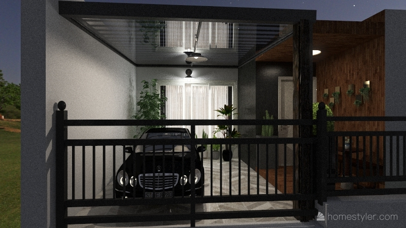 dessign H Interior Design Render