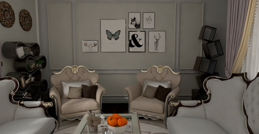 lv01 Interior Design Render
