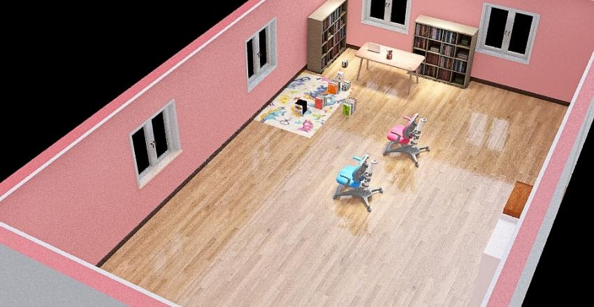 aula 2 Interior Design Render