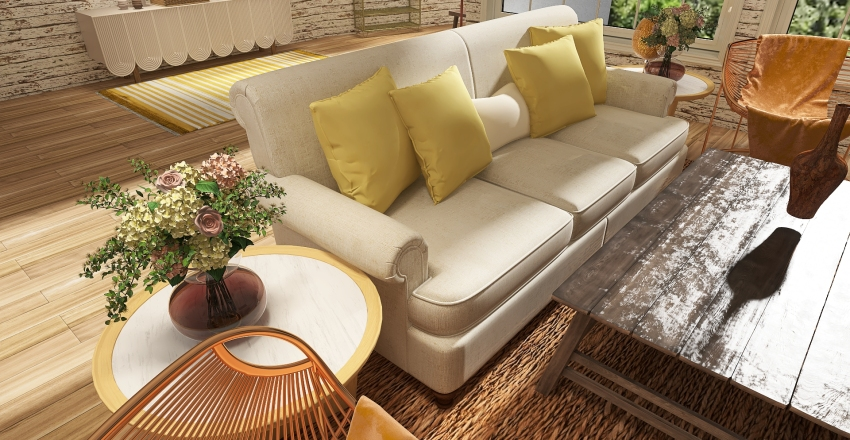 Casa nueva :) Interior Design Render