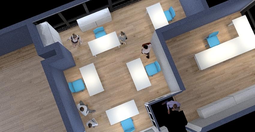Satınalma Odası 2 Interior Design Render