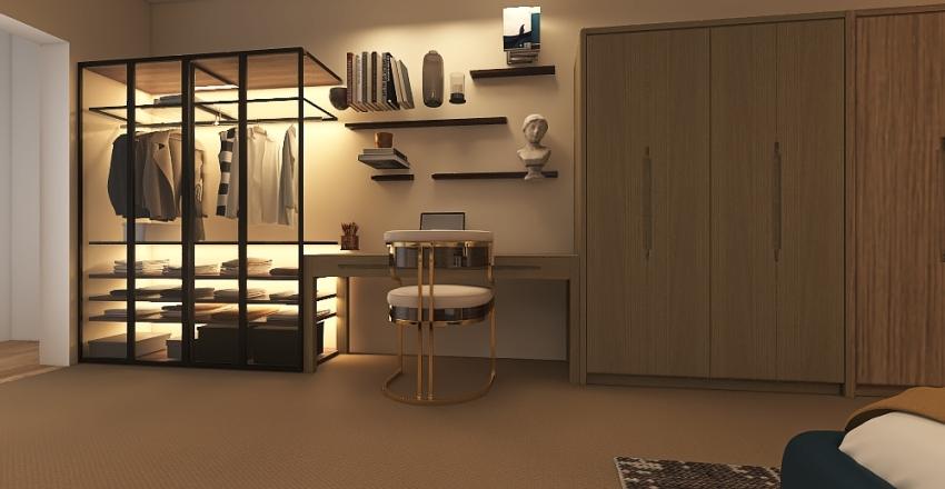 Daniel Masters Interior Design Render