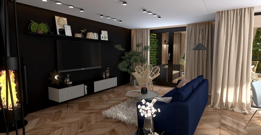 Elsa III Interior Design Render