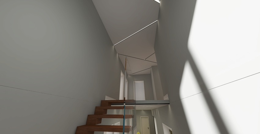 дом мечты Interior Design Render